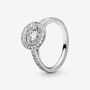 😋Pandora  Vintage Circle Ring